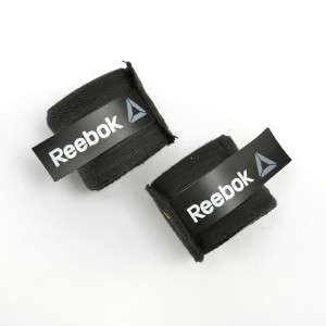 Боксерские бинты Reebok (RSCB-11155BK) Black 1,32 м