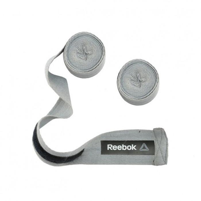 Боксерские бинты Reebok (RSCB-11155GR) Grey 1,32 м
