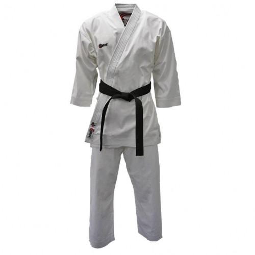 Кимоно для карате SMAI Kata Silver Gi 10 oz WKF (SX-KATA-SILVER) 130