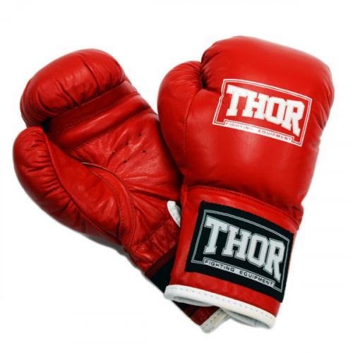 Боксерские перчатки Thor Junior (513) Red 10 oz