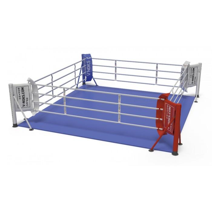 Боксерский ринг V`Noks напольный 6*6 м