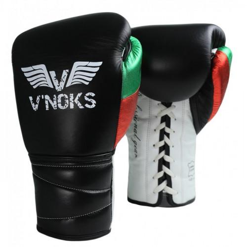 Боксерские перчатки V`Noks Mex Pro 10 oz