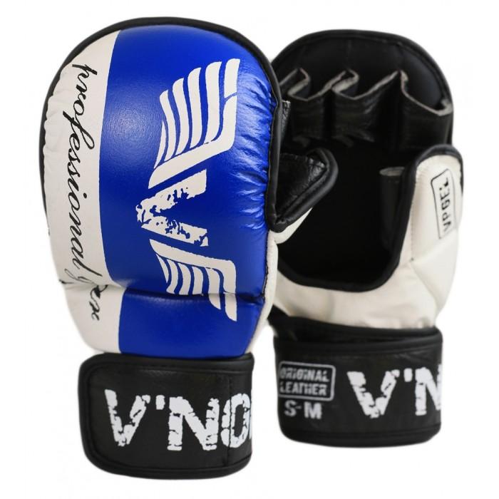 Перчатки для ММА V`Noks Lotta Blue р. S/M