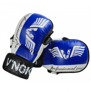 Перчатки для ММА V`Noks Lotta Blue р. L/XL