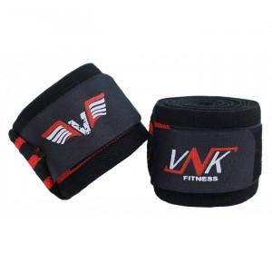 Бинты для приседаний V'Noks VNK BK/RD