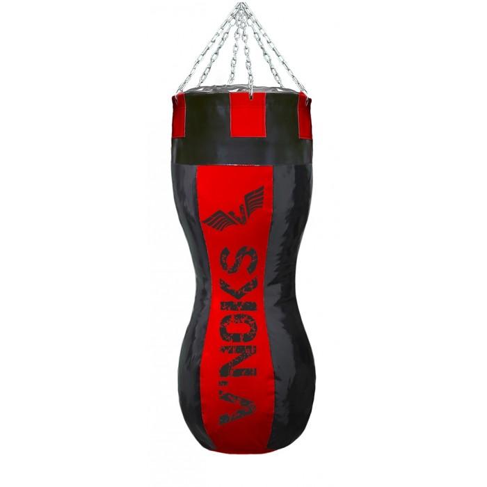 Боксерский мешок силуэт V`Noks Gel Red 1.1 м, 50-60 кг