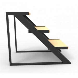Лестница V`Noks для боксерского ринга