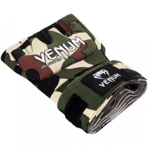 Бинт-перчатки Venum Gel Kontact Glove Wraps (EU-VENUM-018155) Camo