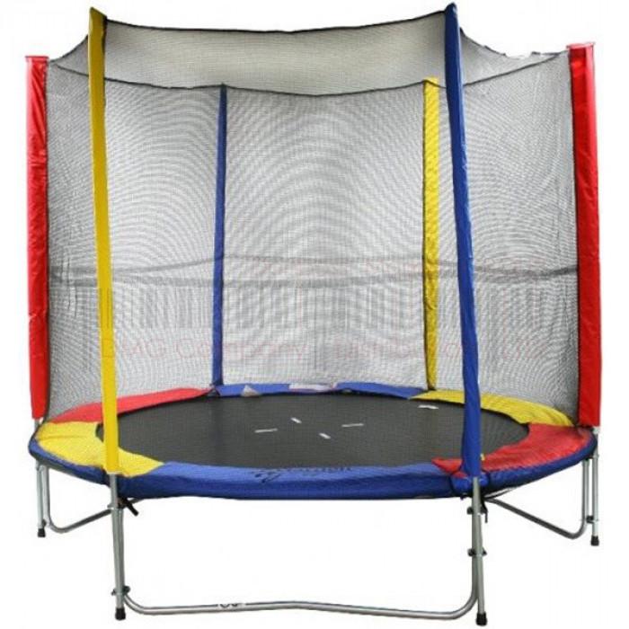 Батут Free Jump 244 см (09425FJ) с сеткой