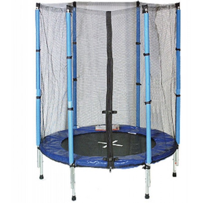 Батут Free Jump Trampoline 140 см (09402FJ) с сеткой