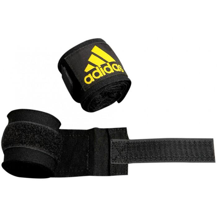 Боксерские бинты Adidas (ADIBP03) Black 4.5 м