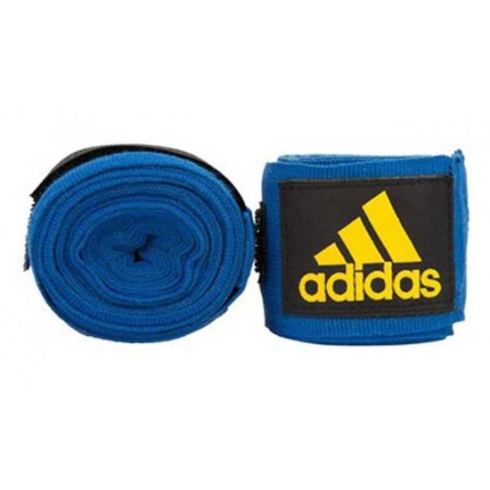 Боксерские бинты Adidas (ADIBP03) Blue 4.5 м