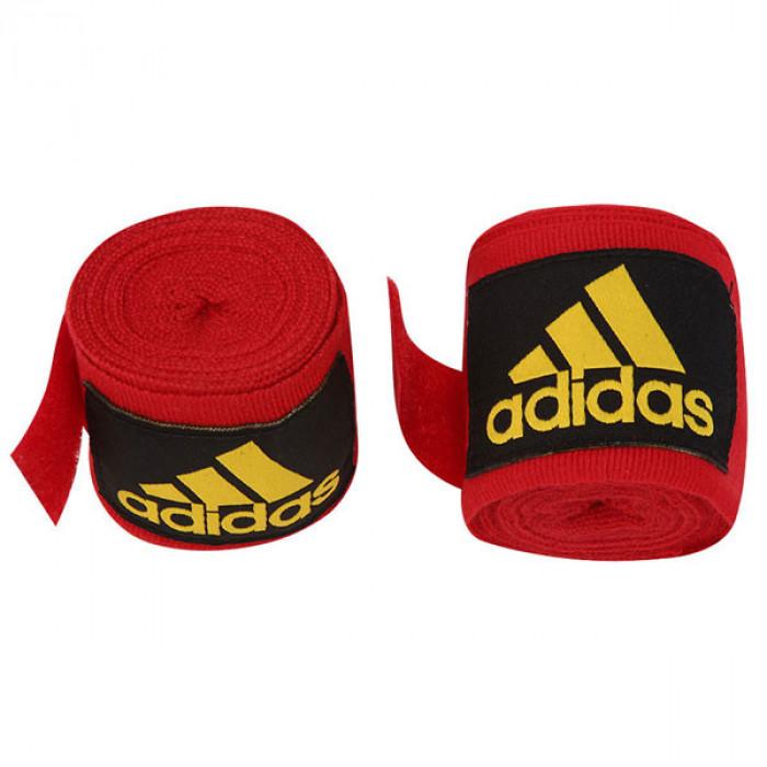Боксерские бинты Adidas (ADIBP03) Red 4.5 м