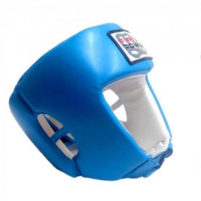 Боксерский шлем FirePower (FPHGA2) Blue р. M
