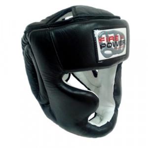 Боксерский шлем FirePower (FPHGA3) Black р. XL