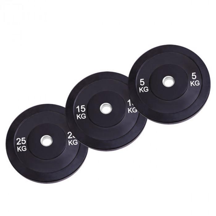 Бамперный диск Rising 20 кг (PL37-20)