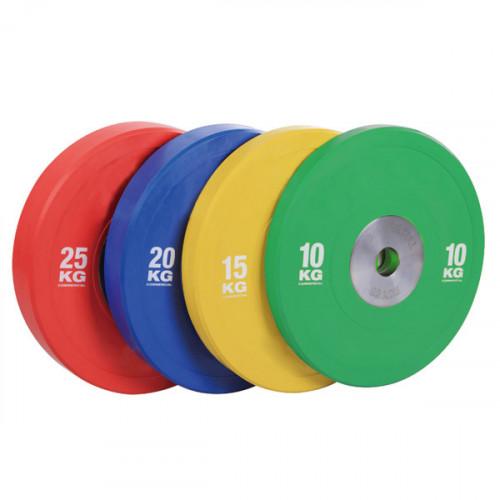 Бамперный диск Rising 20 кг (PL41B-20)
