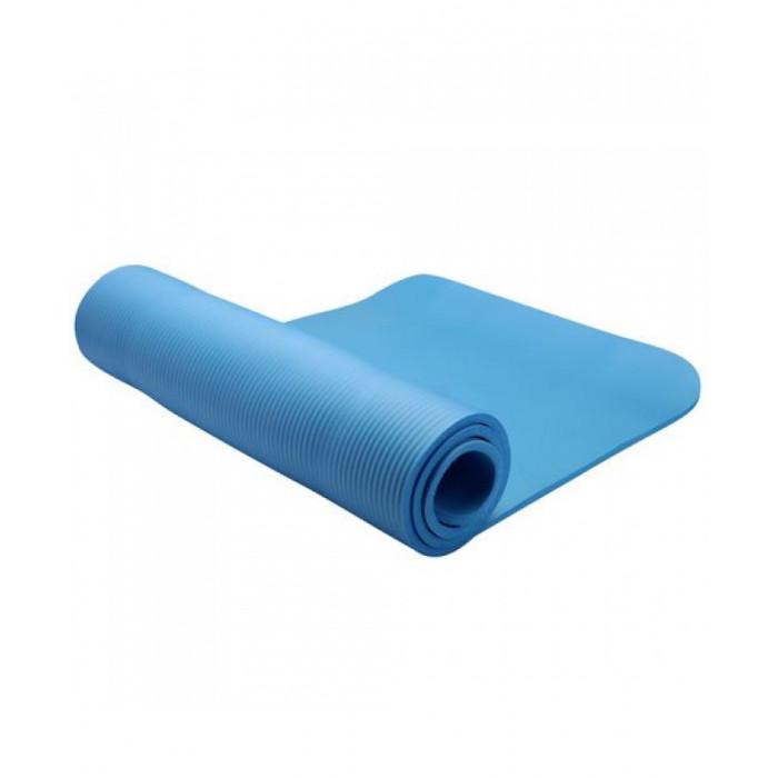 Коврик для фитнеса LiveUp Nbr Mat 180x60x1.2 см (LS3257-b) Blue