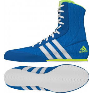Боксерки Adidas Box Hog 2 Blue р. 36.5