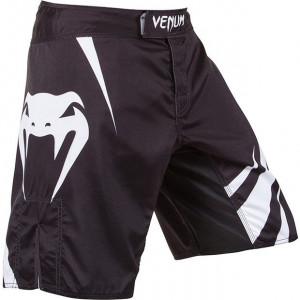 Шорты для ММА Venum Challenger Fightshorts (V-Challenger-F) Black/Ice р. XS