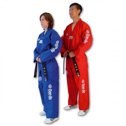 Кимоно для тхэквондо Daedo Seoul Blue (TA 1045) р. 190
