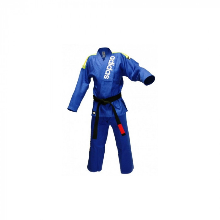 Кимоно для джиу-джитсу Adidas JJ-TRAINING-BU р. 200