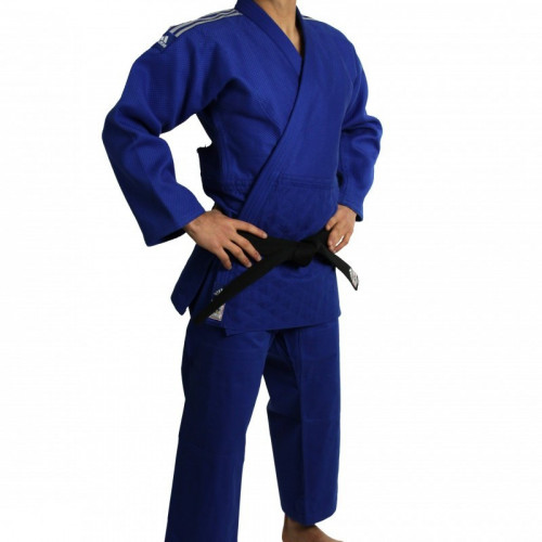 Кимоно для дзюдо Adidas Champion II IJF Blue р. 175