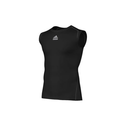Компрессионная майка Adidas TechFit (P92294) black р. L