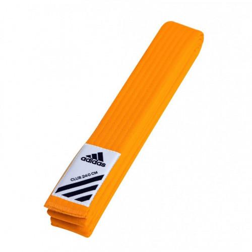 Пояс для кимоно Adidas Club Оранжевый (adiB220) р. 240