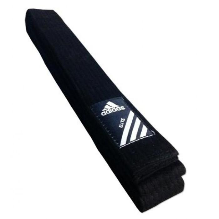 Пояс для кимоно Adidas Elite Черный (adiB240) р. 300