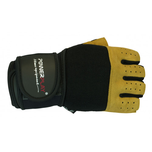 Перчатки для фитнеса PowerPlay (1069 A) Brown р. XL