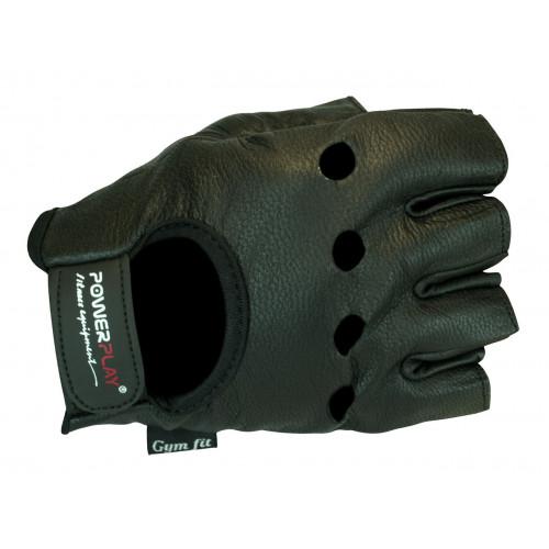 Перчатки для фитнеса PowerPlay (1572) Black р. XL