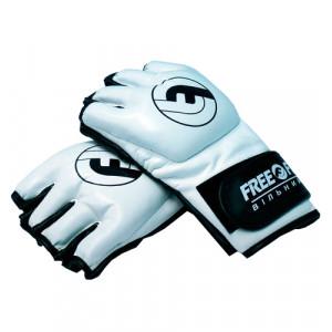 Перчатки для ММА Free-Fight (FF-FG-3-w) White р. XL