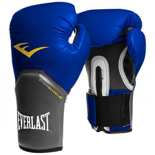 Боксерские перчатки Everlast Pro Style Elite Blue 14 oz