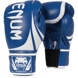 Боксерские перчатки Venum Challenger 2.0 (EU-VENUM-866245) Blue 16 oz
