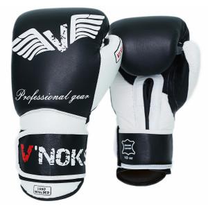 Боксерские перчатки V`Noks Aria White 12 oz