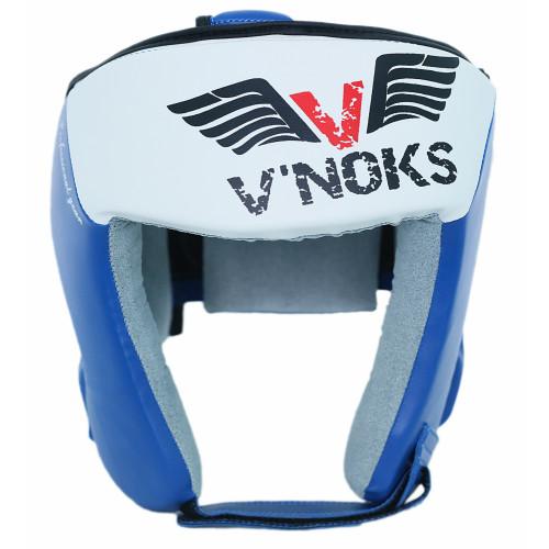 Боксерский шлем V`Noks Lotta Blue р. L