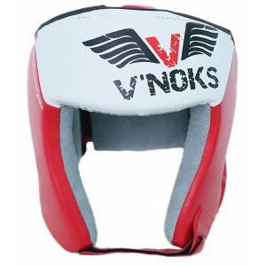 Боксерский шлем V`Noks Lotta Red р. XL