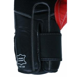 Боксерские перчатки V`Noks Potente Red 16 oz