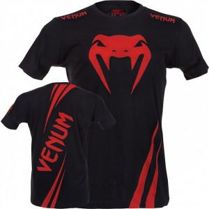 Футболка Venum Challenger T-shirt (V-2026) Red Devil р. M