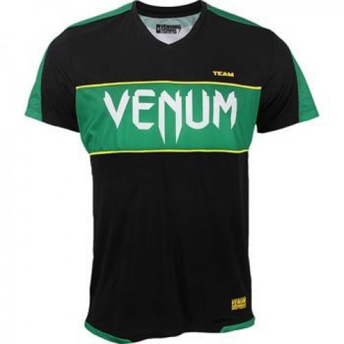 Футболка Venum Competitor Dry Tech Brazil Inspired (EU-VENUM-0894) р. M