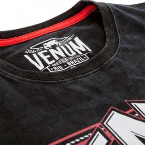 Футболка Venum Wand Curitiba T-shirt (V-Curitiba) Black р. M