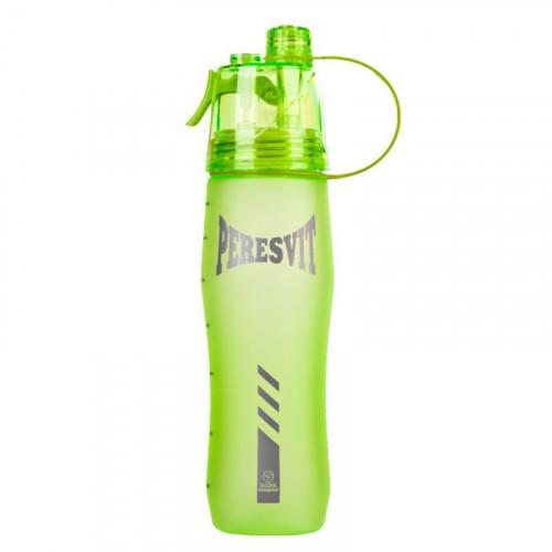 Спортивная бутылка с распылителем Peresvit 2xCool Sport Bottle Dew (841118-422) Green