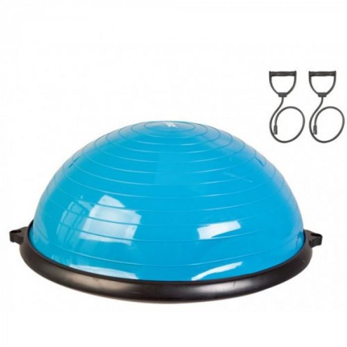 Балансировочная платформа (босу) LiveUp Bosu Ball (LS3570) Blue