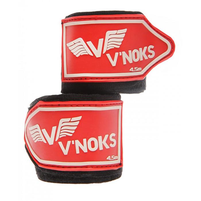 Боксерские бинты V`Noks Black 4.5 м
