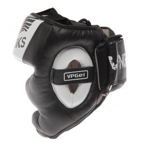 Боксерский шлем V`Noks Aria White р. L
