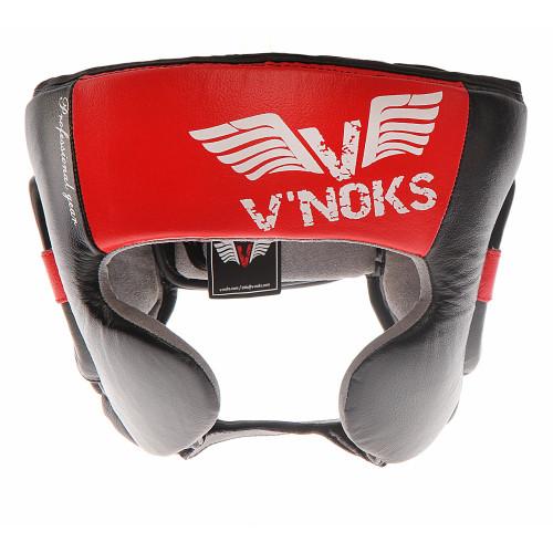Боксерский шлем V`Noks Potente Red XL