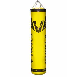 Боксерский мешок V`Noks Gel Yellow 1.5 м, 50-60 кг